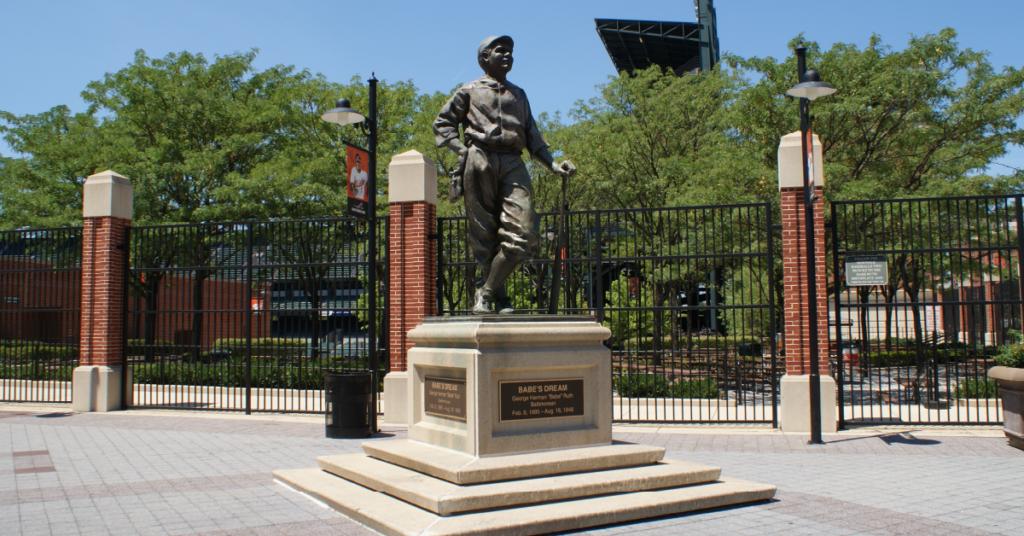 Conocé en este blog la historia de Babe Ruth, quien fue catalogado como uno de los mejores deportistas de la historia del baseball.